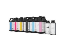 swissQprint KX1 Black ink 5L for Oryx - Impala - Nyala